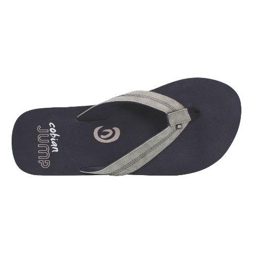 Mens Cobian Super Jump Sandals Shoe - Olive 12