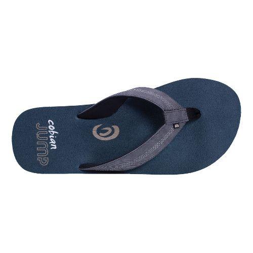 Mens Cobian Super Jump Sandals Shoe - Slate 9