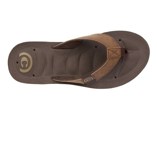 Mens Cobian Draino Sandals Shoe - Chocolate 8