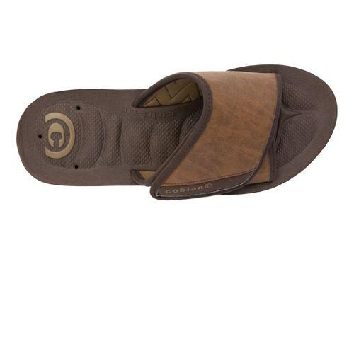 Mens Cobian GTS Draino Sandals Shoe - Chocolate 13