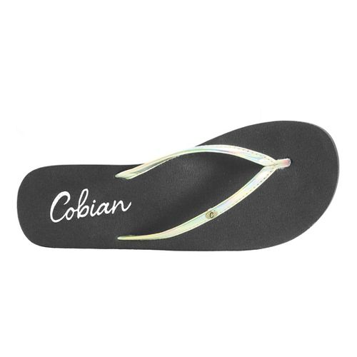 Womens Cobian Nias Bounce Sandals Shoe - Iridescent 10