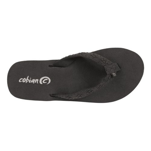 Womens Cobian Bounce Sandals Shoe - Black 5