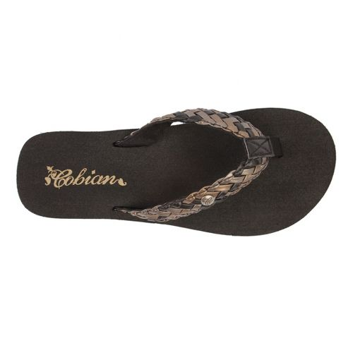 Womens Cobian Braided Bounce Sandals Shoe - Multi 7