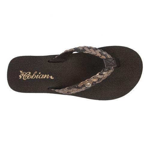 Womens Cobian Braided Bounce Sandals Shoe - Multi 9