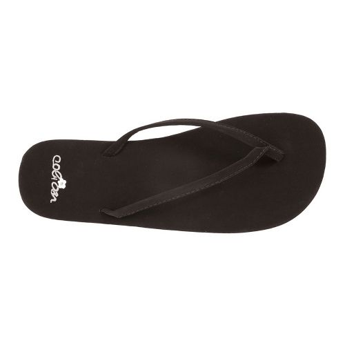 Womens Cobian Nias Sandals Shoe - Black 6