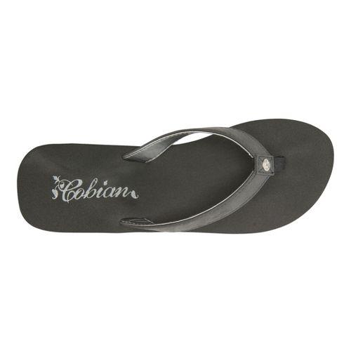Womens Cobian Kezia Sandals Shoe - Black 6