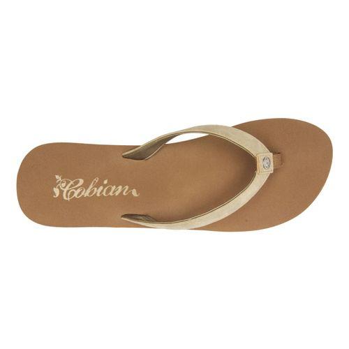 Womens Cobian Kezia Sandals Shoe - Clay 7