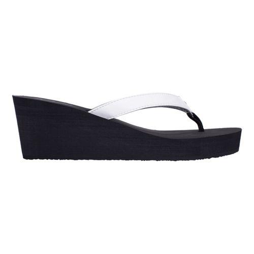 Womens Cobian Kezia Sandals Shoe - White 9