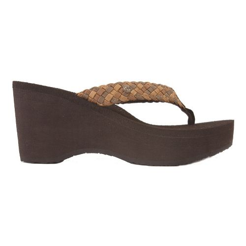 Womens Cobian Zoe Sandals Shoe - Natural 10