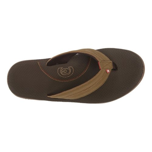 Mens Cobian First Mate Archy Sandals Shoe - Chocolate 12