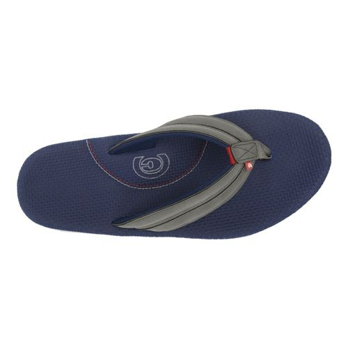 Mens Cobian First Mate Archy Sandals Shoe - Navy 11