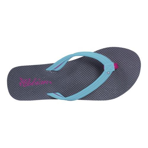 Womens Cobian Aqua Bounce Sandals Shoe - Aqua 6