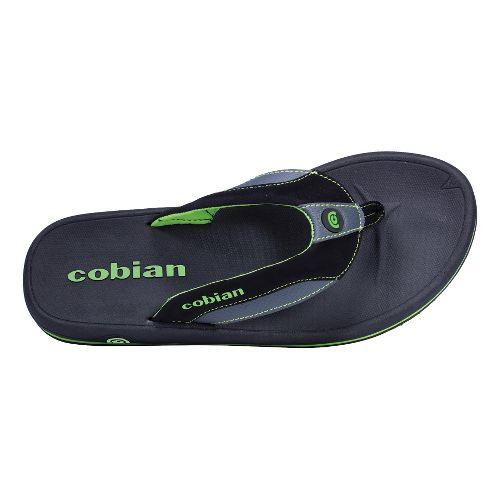 Mens Cobian OTG Sandals Shoe - Green 8