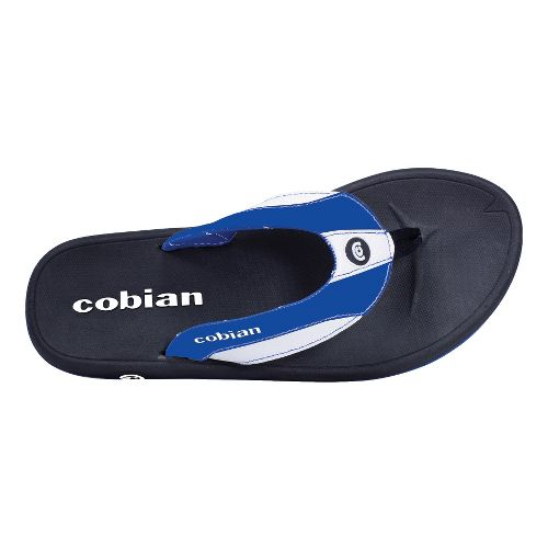 Mens Cobian OTG Sandals Shoe - White 9