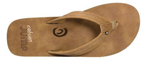 Mens Cobian Las Olas Sandals Shoe - Tan 10