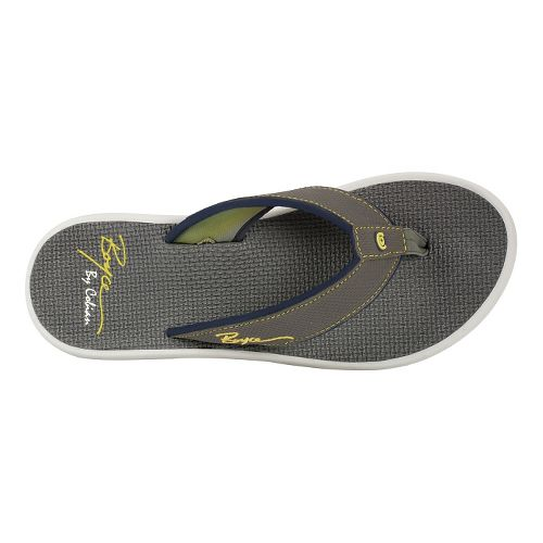 Mens Cobian Boyce Sandals Shoe - Charcoal 9