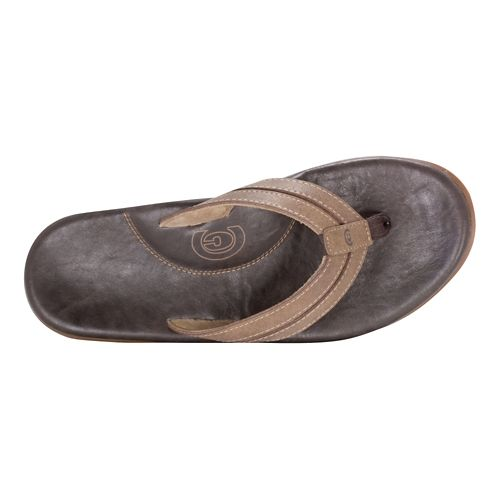 Mens Cobian Tofino Archy Sandals Shoe - Cream 12