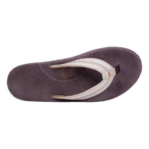Mens Cobian Tofino Archy Sandals Shoe - Cream 12