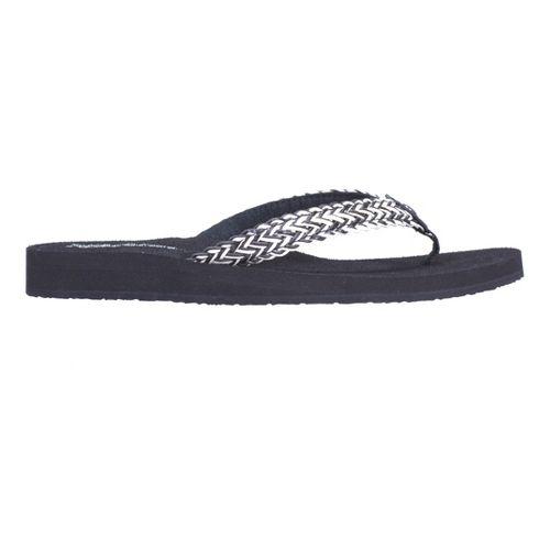 Womens Cobian Lalati Sandals Shoe - Black 8