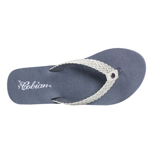 Womens Cobian Lalati Sandals Shoe - White 6