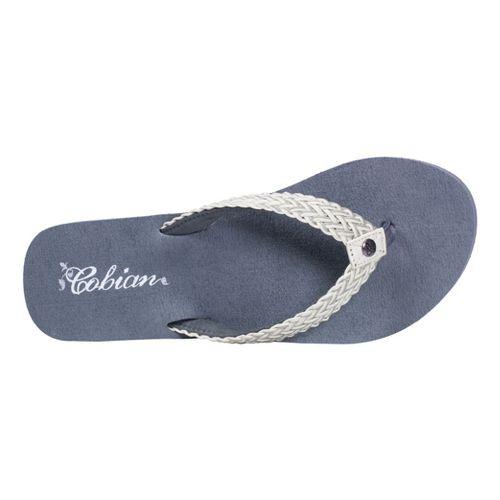Womens Cobian Lalati Sandals Shoe - White 8