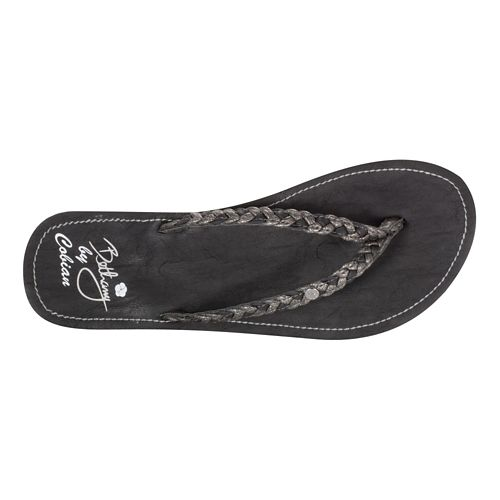 Womens Cobian Bethany Sandals Shoe - Pewter 7