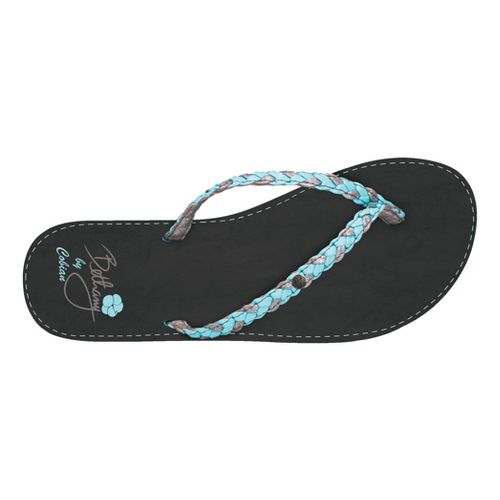 Womens Cobian Bethany Sandals Shoe - Teal 6