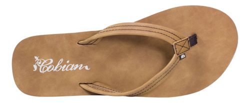 Womens Cobian Pacifica Sandals Shoe - Tan 6