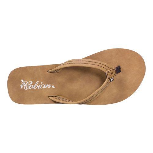 Womens Cobian Pacifica Sandals Shoe - Tan 9