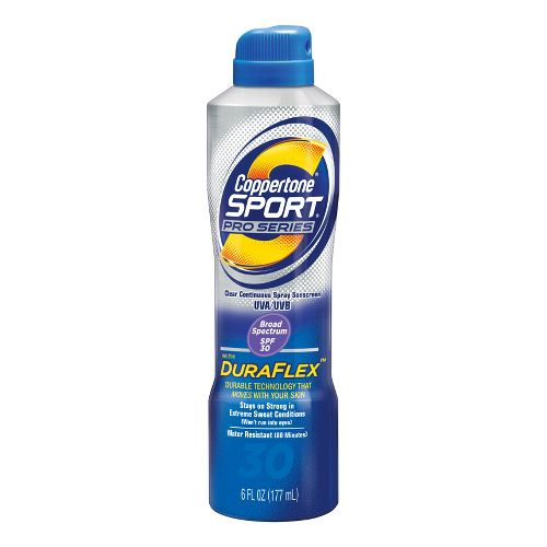 Coppertone Sport Pro Series C-Spray SPF 30 6 ounce Skin Care - null