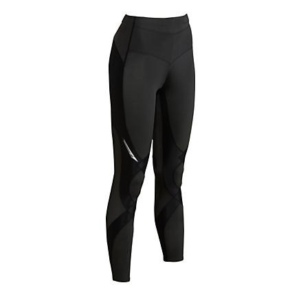 Womens CW-X Reflective Stabilyx Fitted Tights