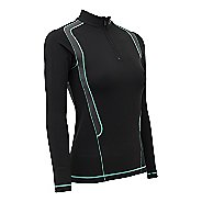 Womens CW-X Insulator Web Long Sleeve Technical Tops