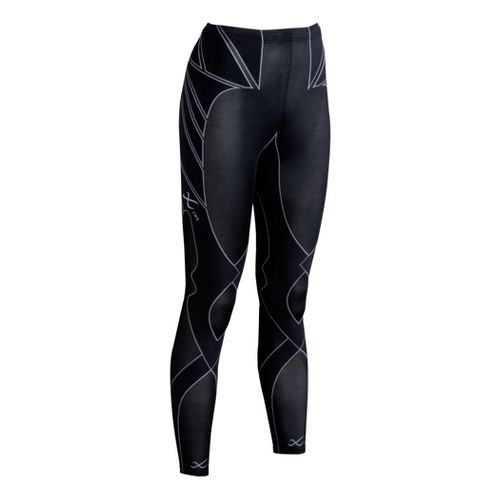 Womens CW-X Revolution Fitted Tights - Black M