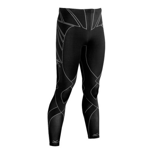 Mens CW-X Revolution Fitted Tights - Black M