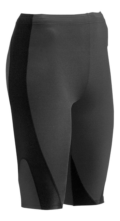 Womens CW-X Expert Fitted Shorts - Black XS