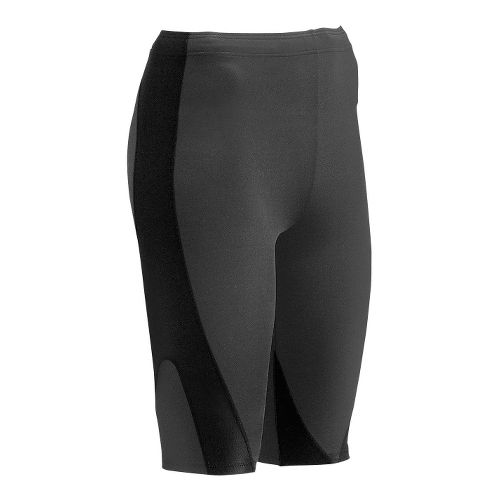 Womens CW-X Expert Fitted Shorts - Black S