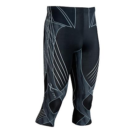 Mens CW-X 3/4 Length Revolution Capri Tights