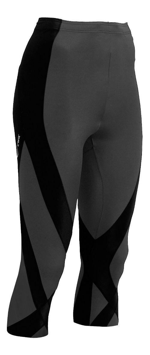Womens CW-X 3/4 Pro Capris Tights - Black XS