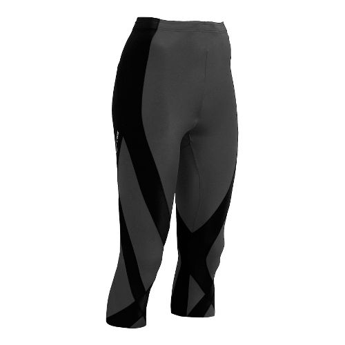Womens CW-X 3/4 Pro Capris Tights - Black L