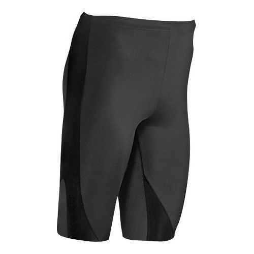 Mens CW-X Expert Fitted Shorts - Black L