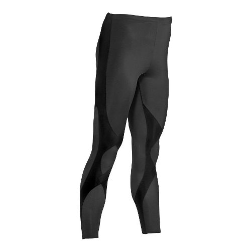 Mens CW-X Expert Fitted Tights - Black L