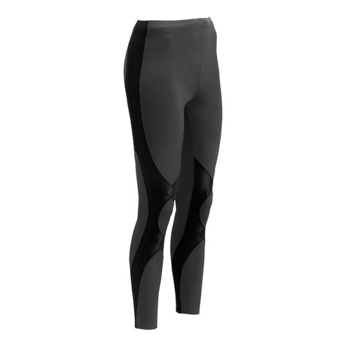 Womens CW-X Expert Fitted Tights - Black L