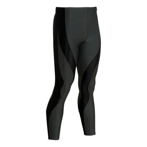 Mens CW-X Insulator PerformX Fitted Tights - Black L