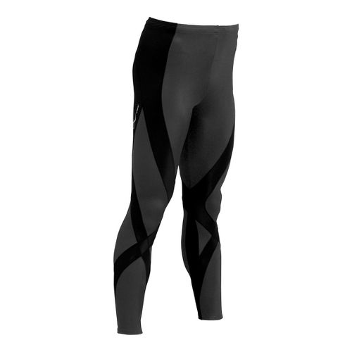 Mens CW-X Pro Fitted Tights - Black L