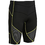 Mens CW-X Ventilator Stabilyx Tri Fitted Shorts