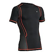 Mens CW-X Ventilator Web Top Short Sleeve Technical Tops