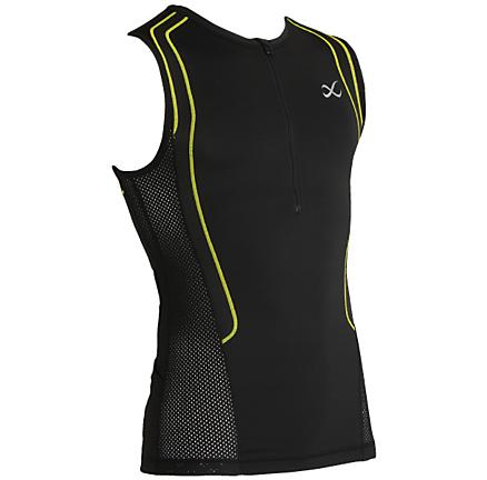 Mens CW-X Ventilator Web Tri Top Sleeveless Technical Tops