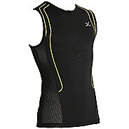 Mens CW-X Ventilator Web Tri Sleeveless Technical Tops