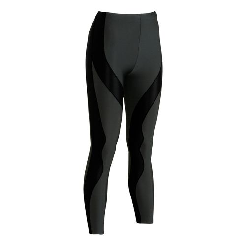 Womens CW-X Insulator PerformX Fitted Tights - Black L