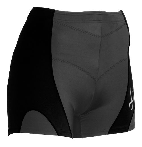 Womens CW-X Pro Fit Fitted Shorts - Black L